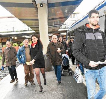 SNCF Brest-Quimper. Il reste à séduire les « vrais » usagers  L-oper10