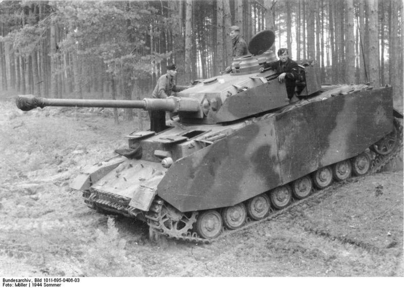 [CDA] Fergus Ecam - Allemands Panzer10