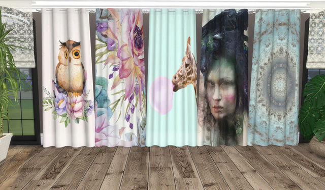 Mango Nebula Curtains Recolors 07_10_15