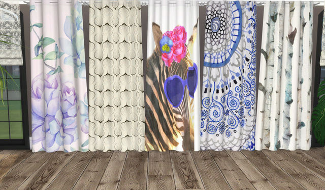 Mango Nebula Curtains Recolors 07_10_16