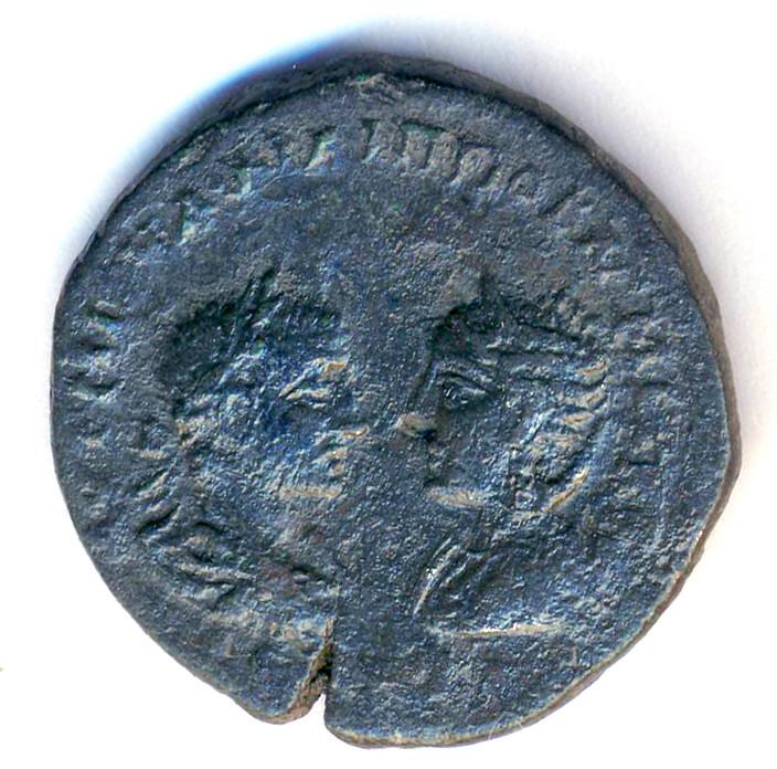 Pentassarion (5 assarias) de Filipo I y Otacilia Severa. Marcianopolis Prov_a10