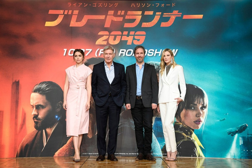 Topics tagged under bladerunner2049 on Blade Runner | RIDLEY'S ANGELS Jp204910