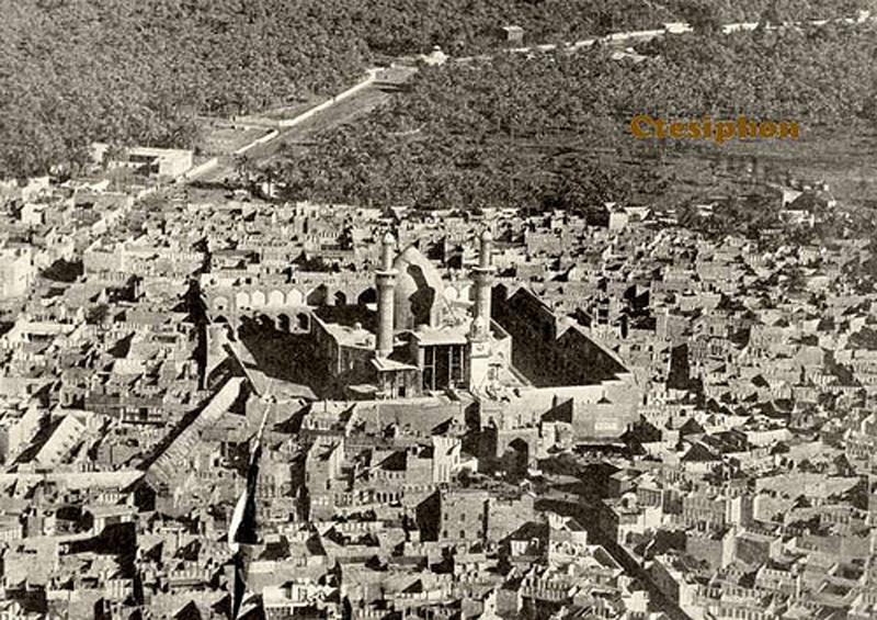 الكاظميه المقدسه عام 1920م Odaoau10