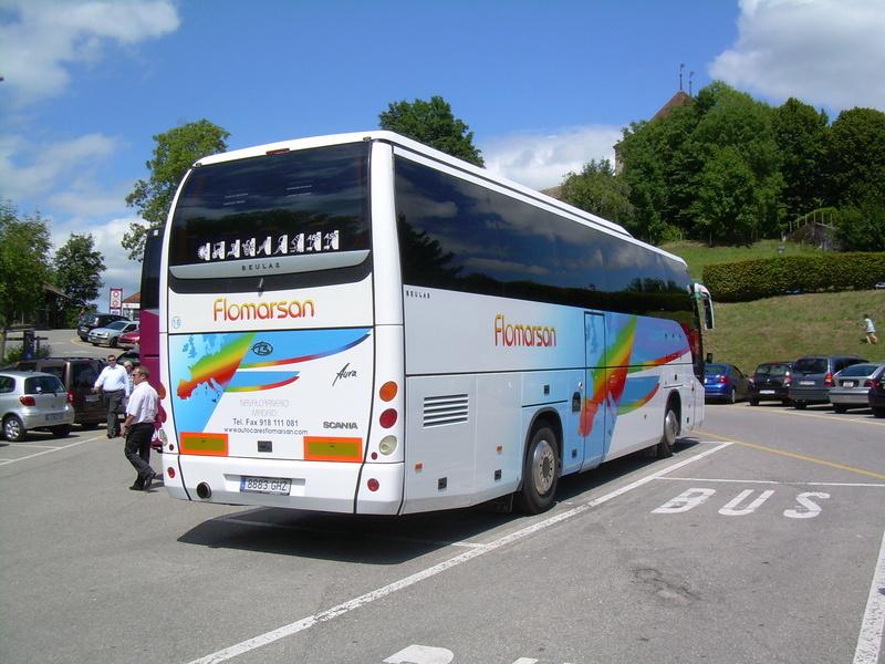 Les cars et bus espagnols Beulas10