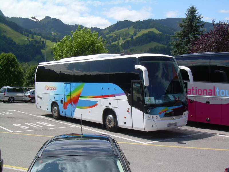 Les cars et bus espagnols Beulas11