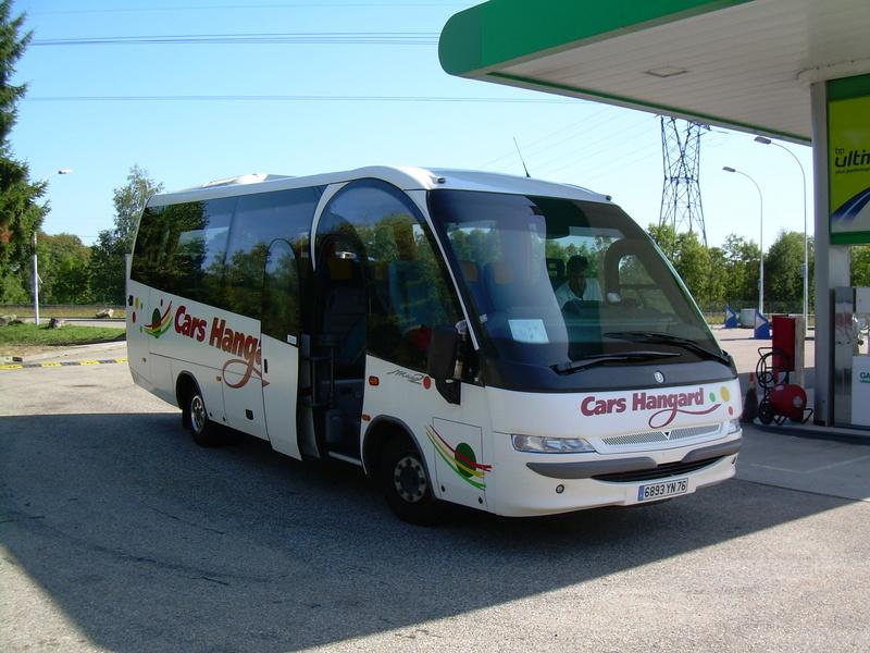 Transports HANGARD  Indcar10