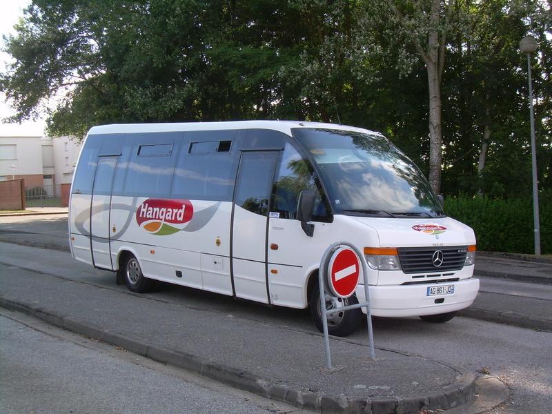 Transports HANGARD  Indcar11