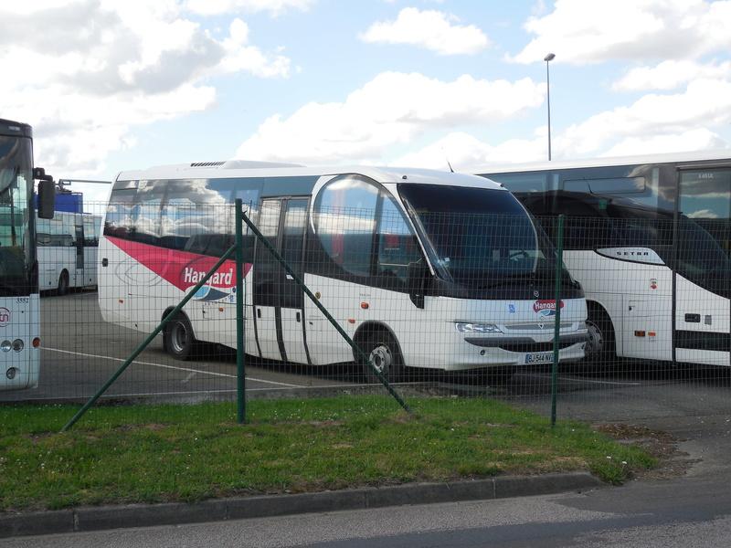 Transports HANGARD  Indcar12