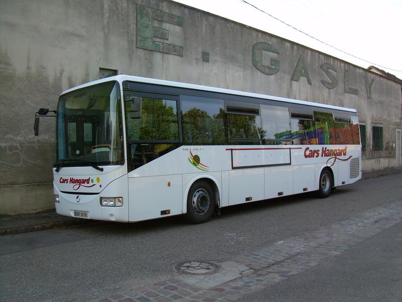 Transports HANGARD  Irisbu22