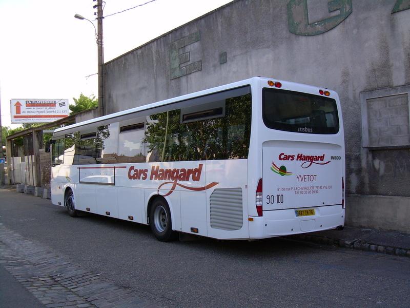 Transports HANGARD  Irisbu23