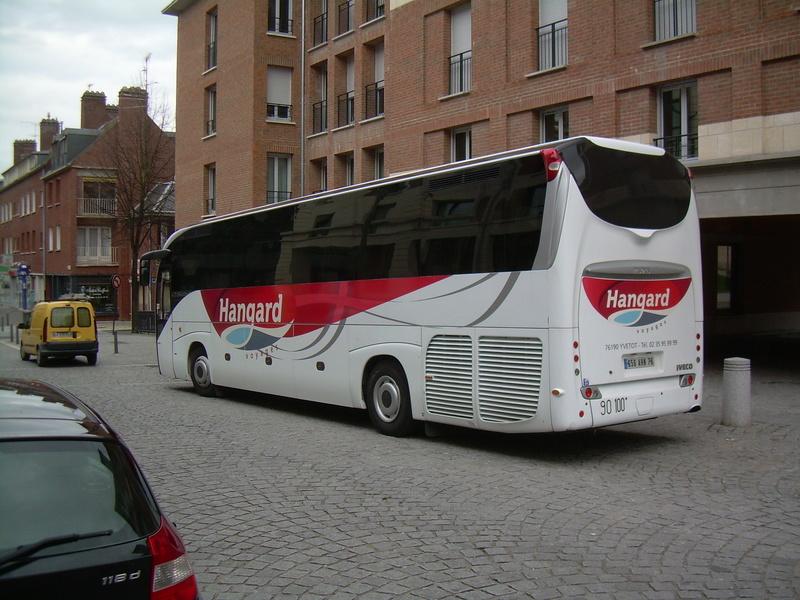 Transports HANGARD  Irisbu24
