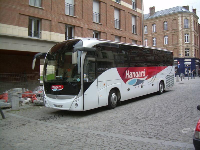 Transports HANGARD  Irisbu25