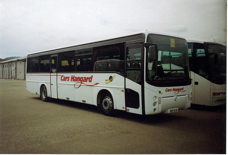 Transports HANGARD  Irisbu38