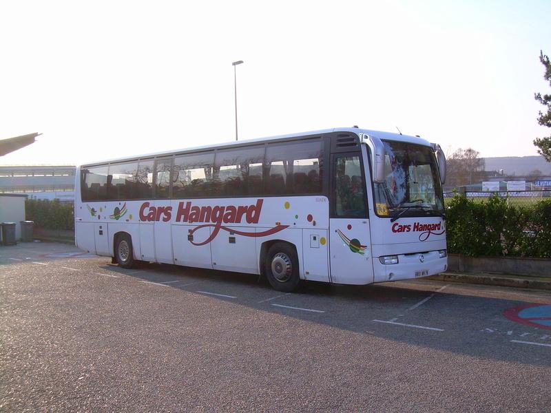 Transports HANGARD  Irisbu39