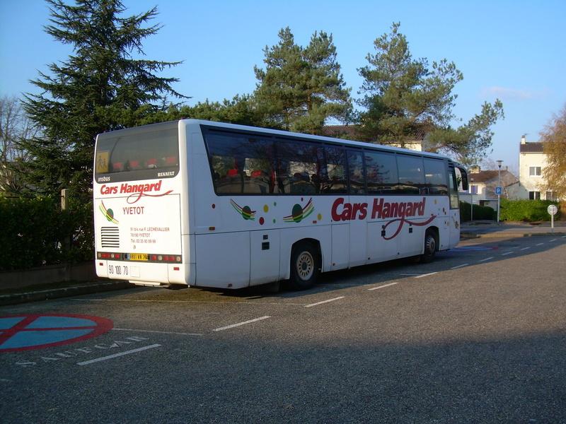Transports HANGARD  Irisbu40