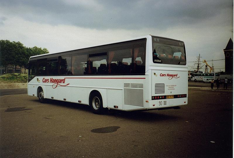 Transports HANGARD  Irisbu41