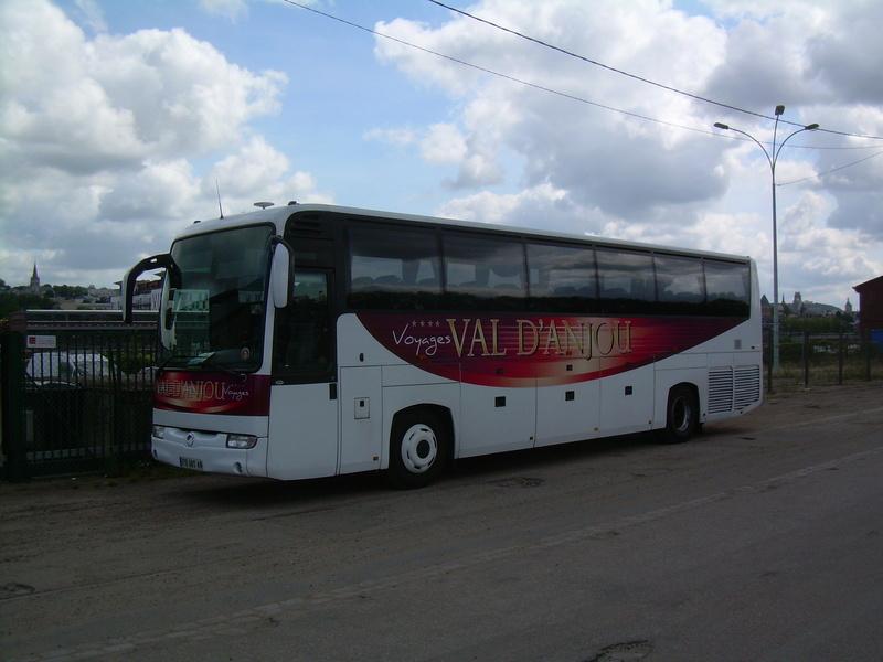 VOYAGES VAL D'ANJOU Irisbu62