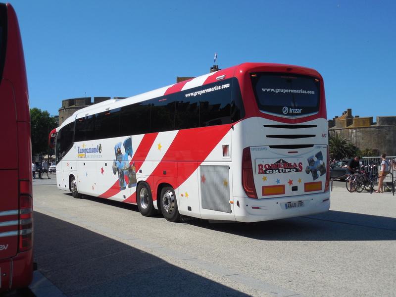 Les cars et bus espagnols Irizar10