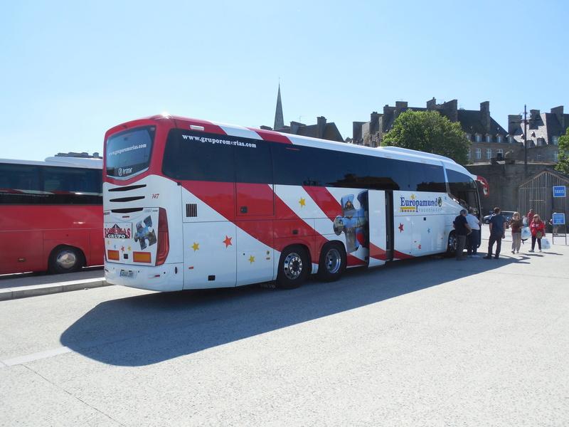 Les cars et bus espagnols Irizar12