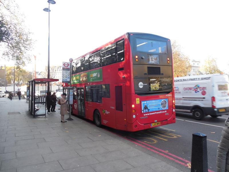 Les cars et bus anglais - Page 2 Mcv_ev11