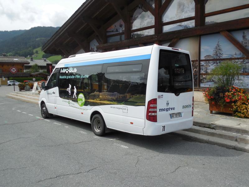 AUTOCARS BORINI Merce105