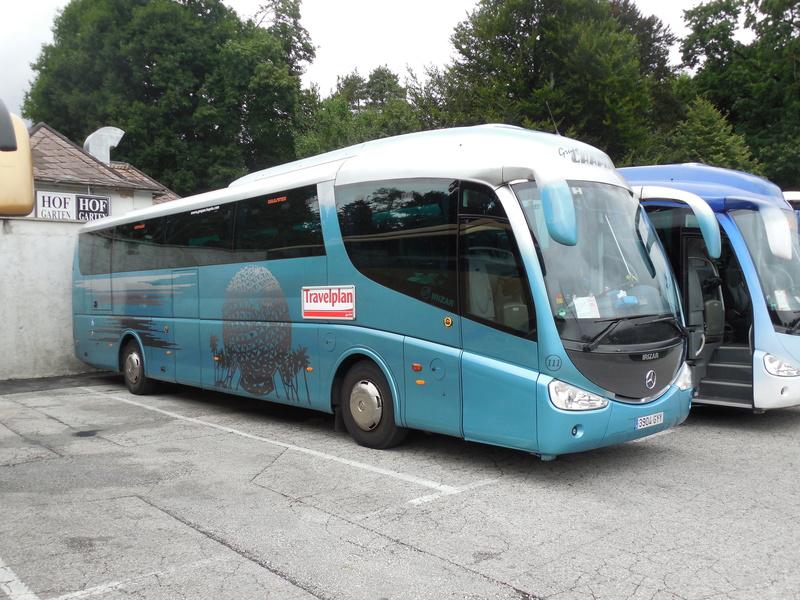 Les cars et bus espagnols - Page 2 Merce107