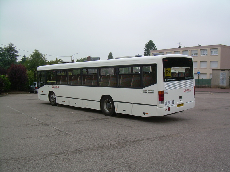 Mercedes Conecto Merce113