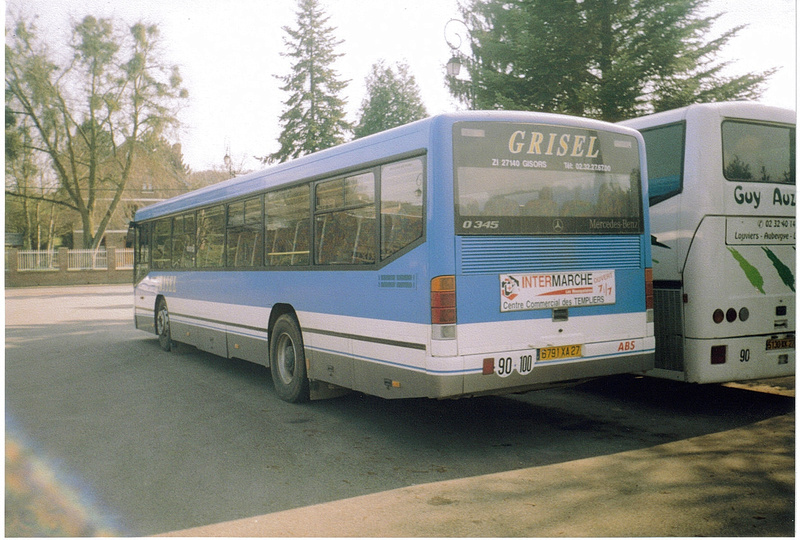Mercedes Conecto Merce115