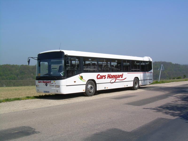 Transports HANGARD  Merced11