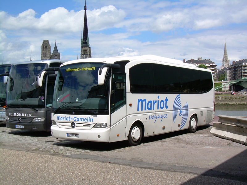 MARIOT VOYAGES Merced51