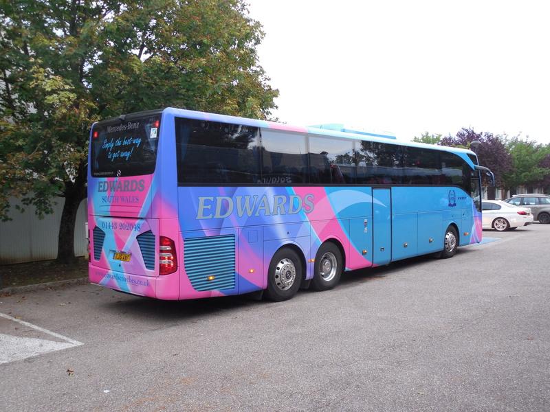Les cars et bus anglais - Page 2 Merced82