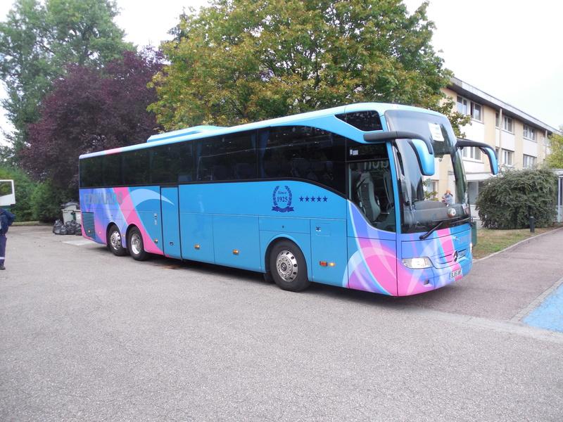 Les cars et bus anglais - Page 2 Merced83