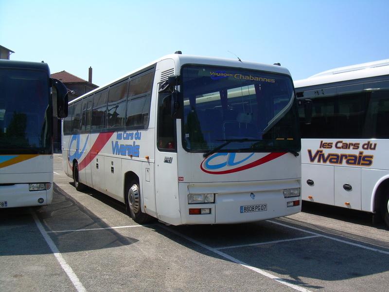 Cars du Vivarais  Renaul26