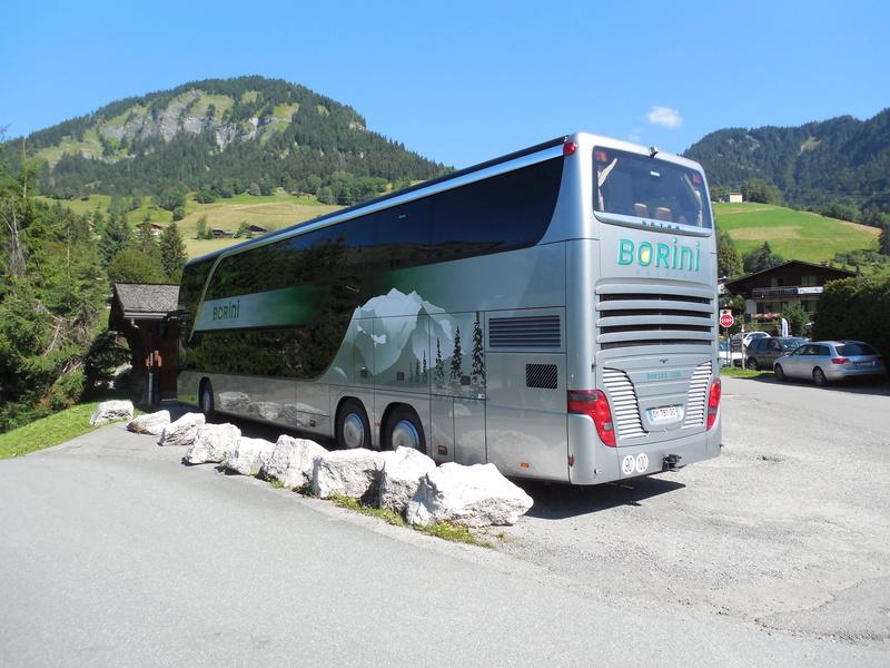 AUTOCARS BORINI Setra109
