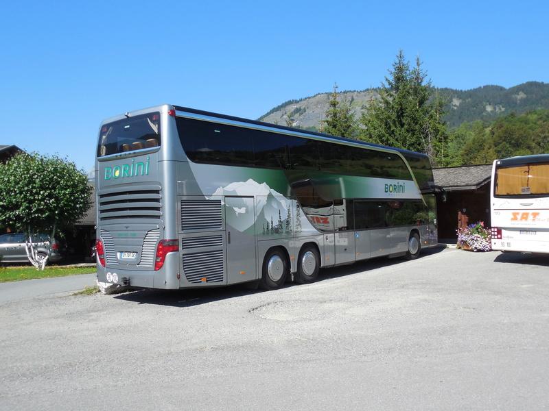 AUTOCARS BORINI Setra110