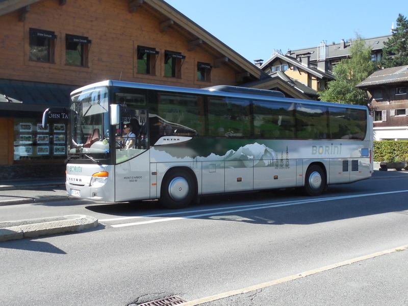 AUTOCARS BORINI Setra111
