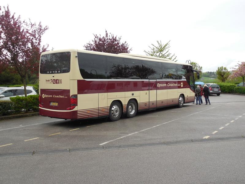 Les cars et bus anglais - Page 3 Setra125