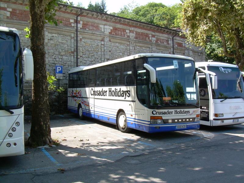 Crusader Holidays (GB) Setra141