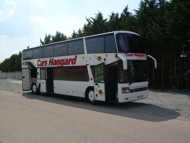 Transports HANGARD  Setra_30