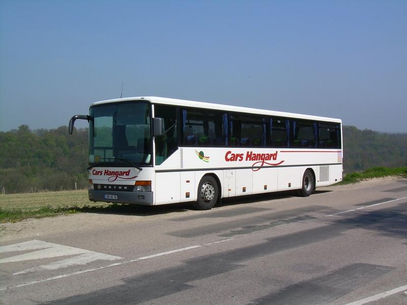 Transports HANGARD  Setra_32