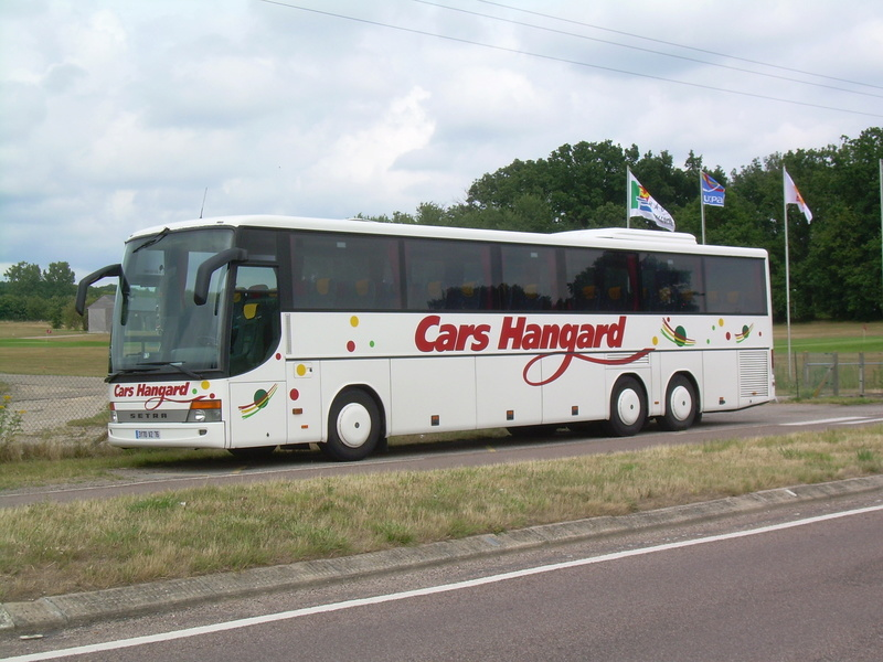 Transports HANGARD  Setra_34