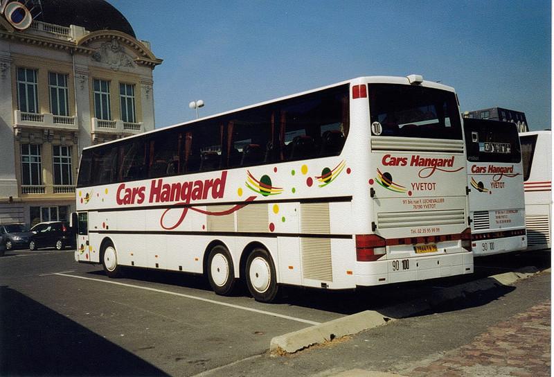 Transports HANGARD  Setra_37
