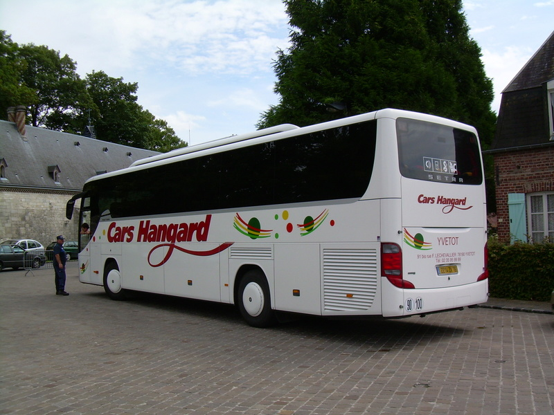 Transports HANGARD  Setra_38