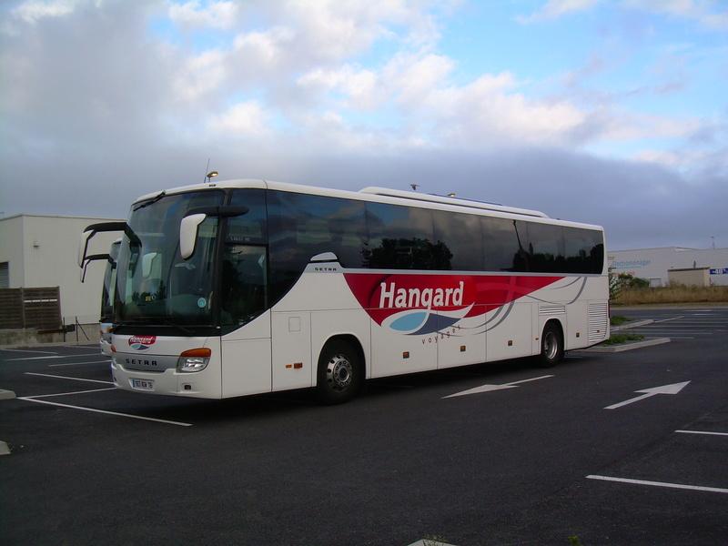 Transports HANGARD  Setra_39
