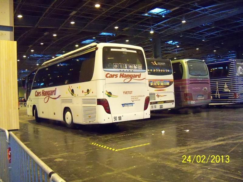 Transports HANGARD  Setra_40