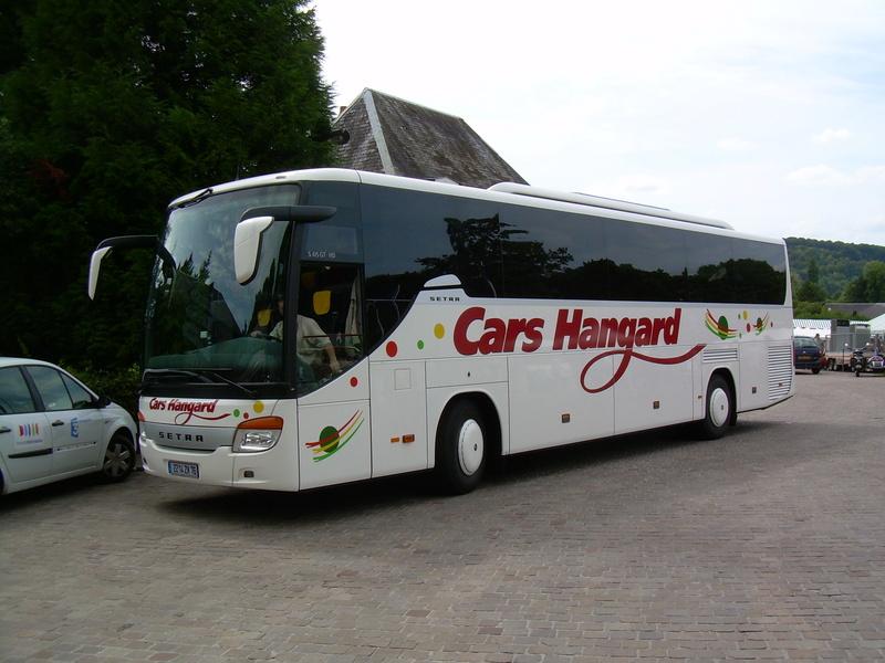 Transports HANGARD  Setra_41