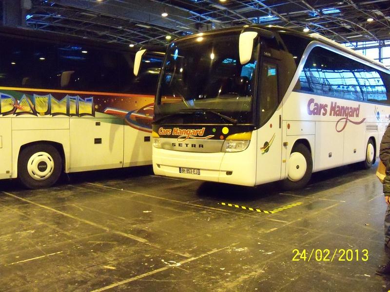 Transports HANGARD  Setra_42