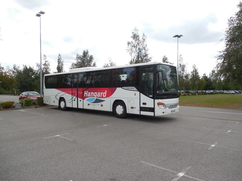 Transports HANGARD  Setra_43