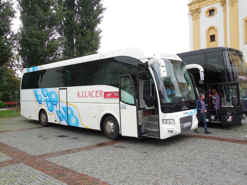 Les cars et bus espagnols Tata-h10