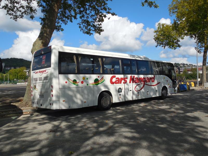 Transports HANGARD  Temsa_12